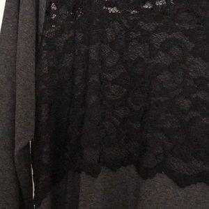 Karen Kane Tops - Karen Kane top with lace